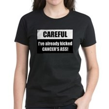 Kicked Cancer's Ass Tee
