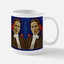 harry houdini devils red blue Mugs