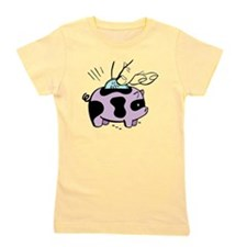 Piggy Bank Girl's Tee