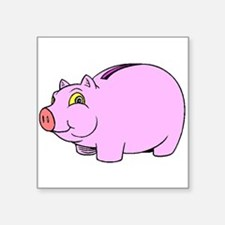 Piggy Bank Sticker