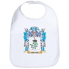 Ronan Coat of Arms - Family Crest Bib