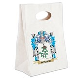 Coats of arms o ronayne Canvas Lunch Sack