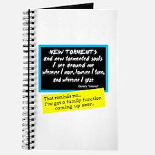 Dante's Family Function Journal