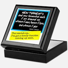 Dante's Family Function Keepsake Box