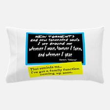 Dante's Family Function Pillow Case