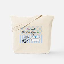 Retired Nursing Director Tote Bag