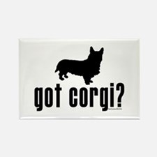 got corgi? Rectangle Magnet (10 pack)