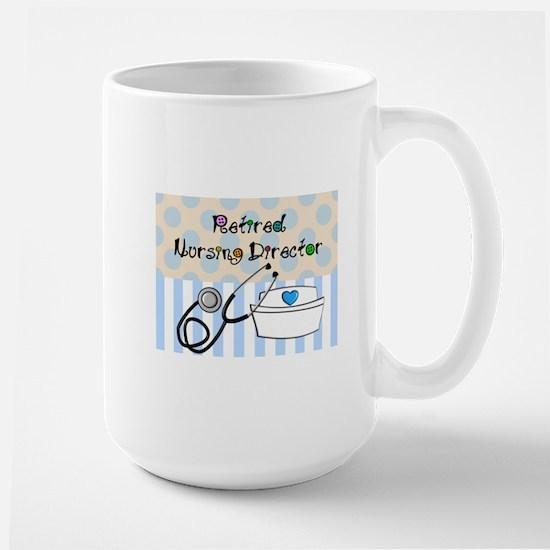 Retired Nursing Director Mugs