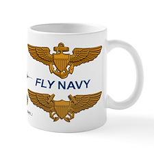 F-14 Tomcat Vf-211 Fighting Checkmates Mug Mugs