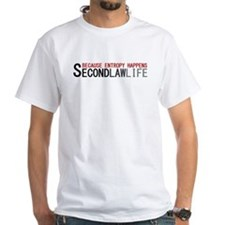 Second Law Life Shirt
