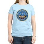 USS JOHN MARSHALL Women's Light T-Shirt