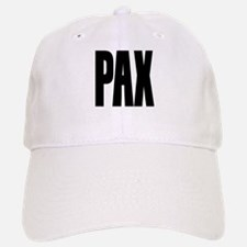 PAX Latin for Peace Baseball Baseball Cap