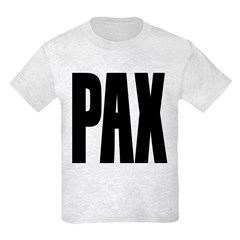 PAX Latin for Peace T-Shirt