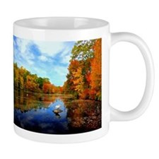 Connecticut Fall Colors Mug
