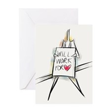 """""""Occupational Therapy"""" Greeting Cards"""