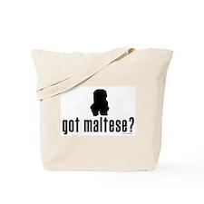 got maltese? Tote Bag