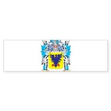 Rous Coat of Arms - Family Crest Bumper Bumper Sticker