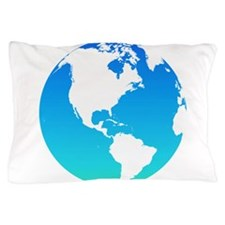 The Earth Pillow Case