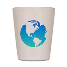 The Earth Shot Glass