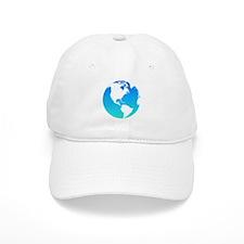 The Earth Baseball Baseball Cap