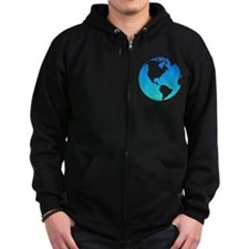 The Earth Zip Hoodie