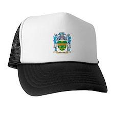 Rowan Coat of Arms - Family Crest Trucker Hat
