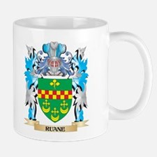 Ruane Coat of Arms - Family Crest Mugs