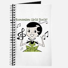 Romanian Girls Rock Journal