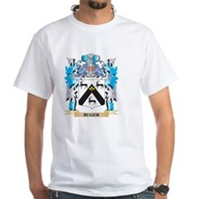 Ruger Coat of Arms - Family Crest T-Shirt