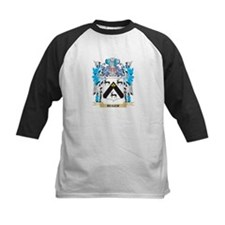 Ruger Coat of Arms - Family Crest Baseball Jersey