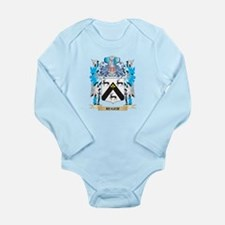 Ruger Coat of Arms - Family Crest Body Suit
