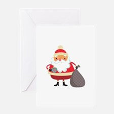 SANTA CLAUS Greeting Cards