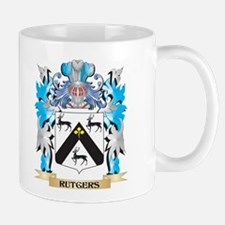 Rutgers Coat of Arms - Family Crest Mugs