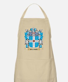 Rylance Coat of Arms - Family Crest Apron