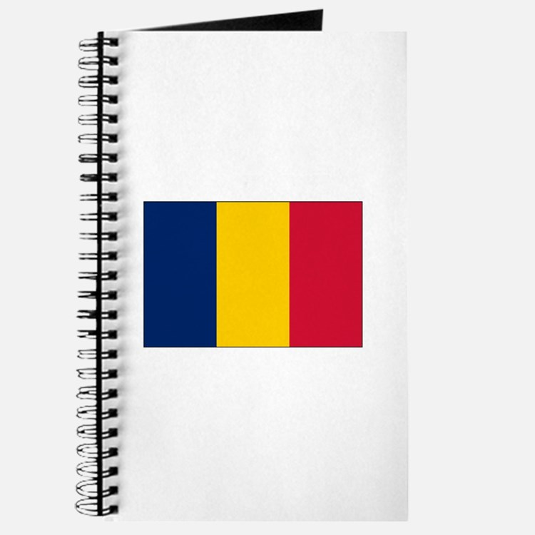 Chad Flag Journal