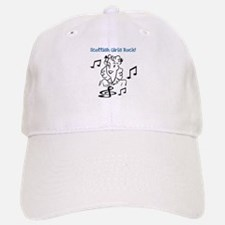Scottish Girls Rock Baseball Baseball Cap
