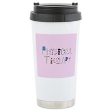 Funny Physical therapist Travel Mug