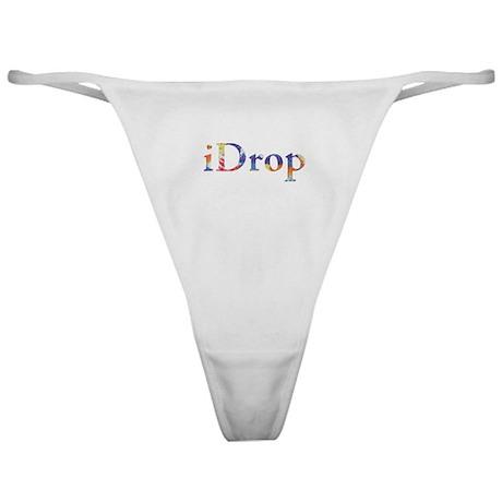 iDrop Classic Thong