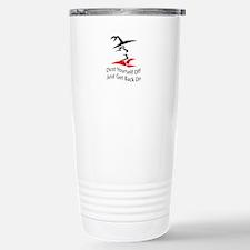 DUST YOURSELF OFF Travel Mug