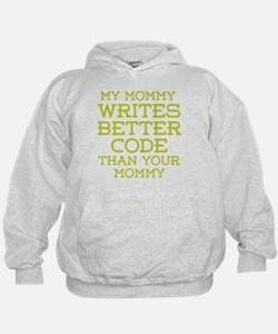 Mommy Codes Better Hoodie
