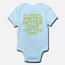Mommy Codes Better Body Suit