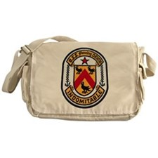 USS FANNING Messenger Bag