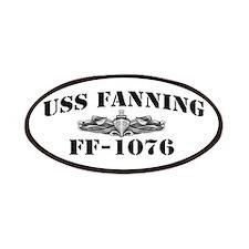 USS FANNING Patch