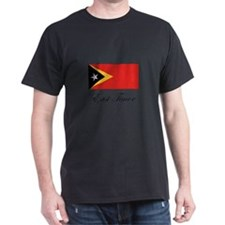 East Timor - Flag T-Shirt