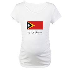 East Timor - Flag Shirt