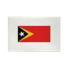 East Timor Flag Rectangle Magnet