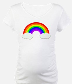 Rainbow in the clouds Shirt