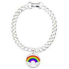 Rainbow in the clouds Bracelet