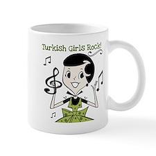 Turkish Girls Rock Mug