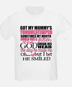 Mommy's Tongue & Temper T-Shirt